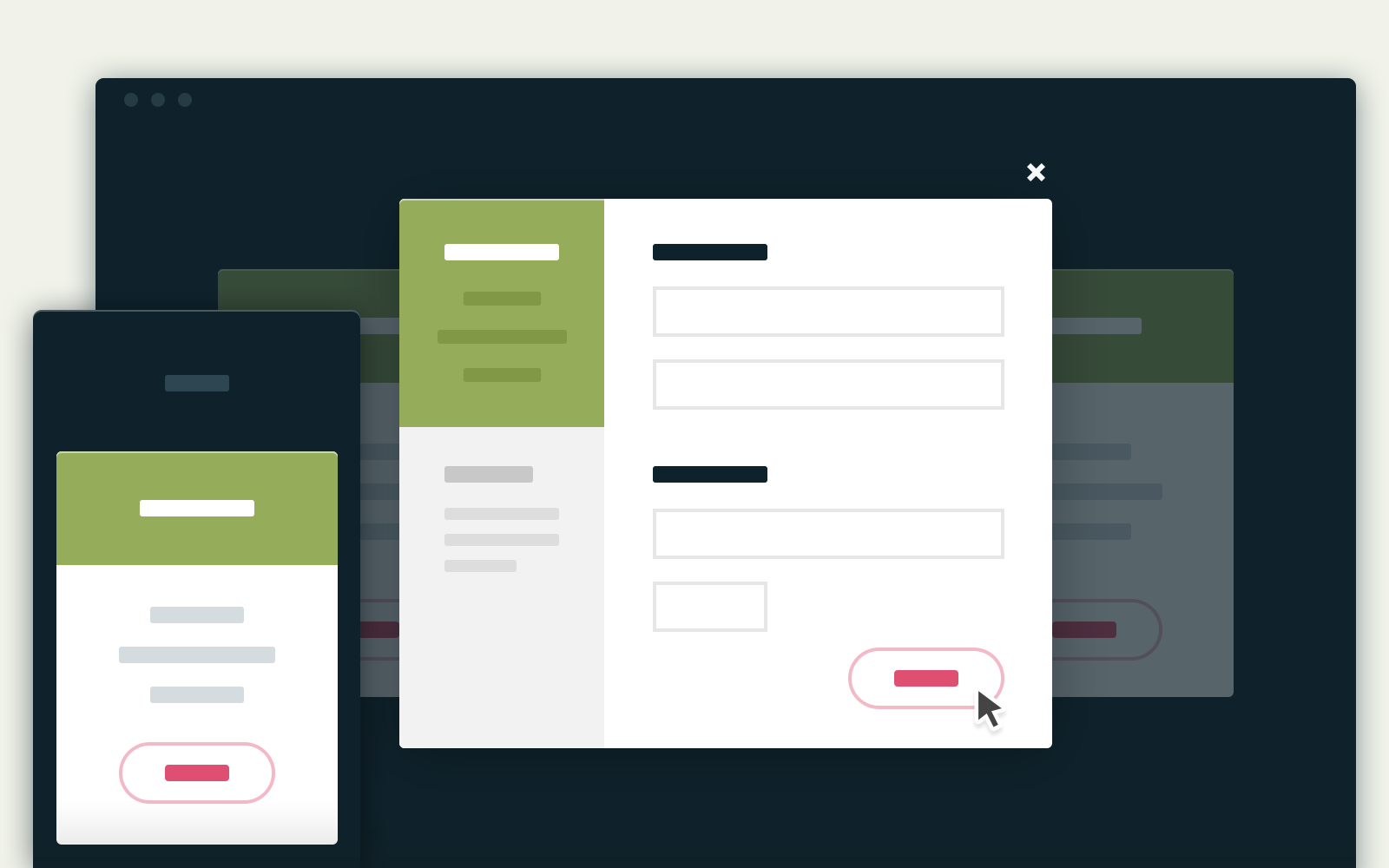 Animated Sign Up Flow in CSS and jQuery | CodyHouse
