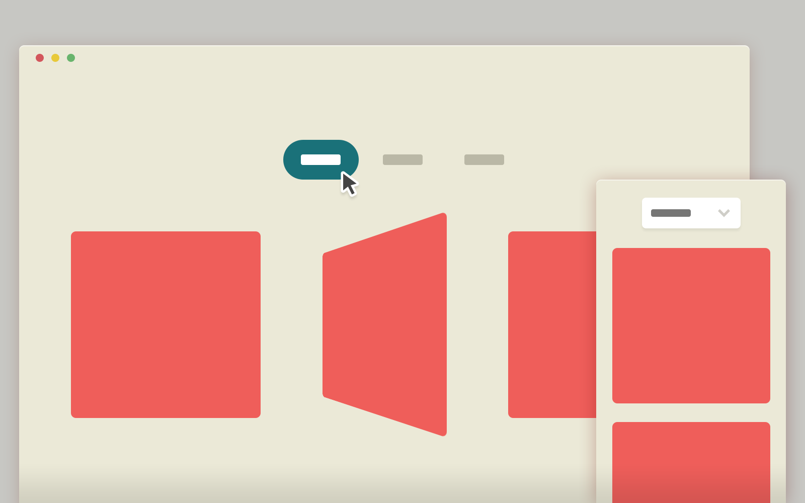 CSS and jQuery Bouncy content filter | CodyHouse