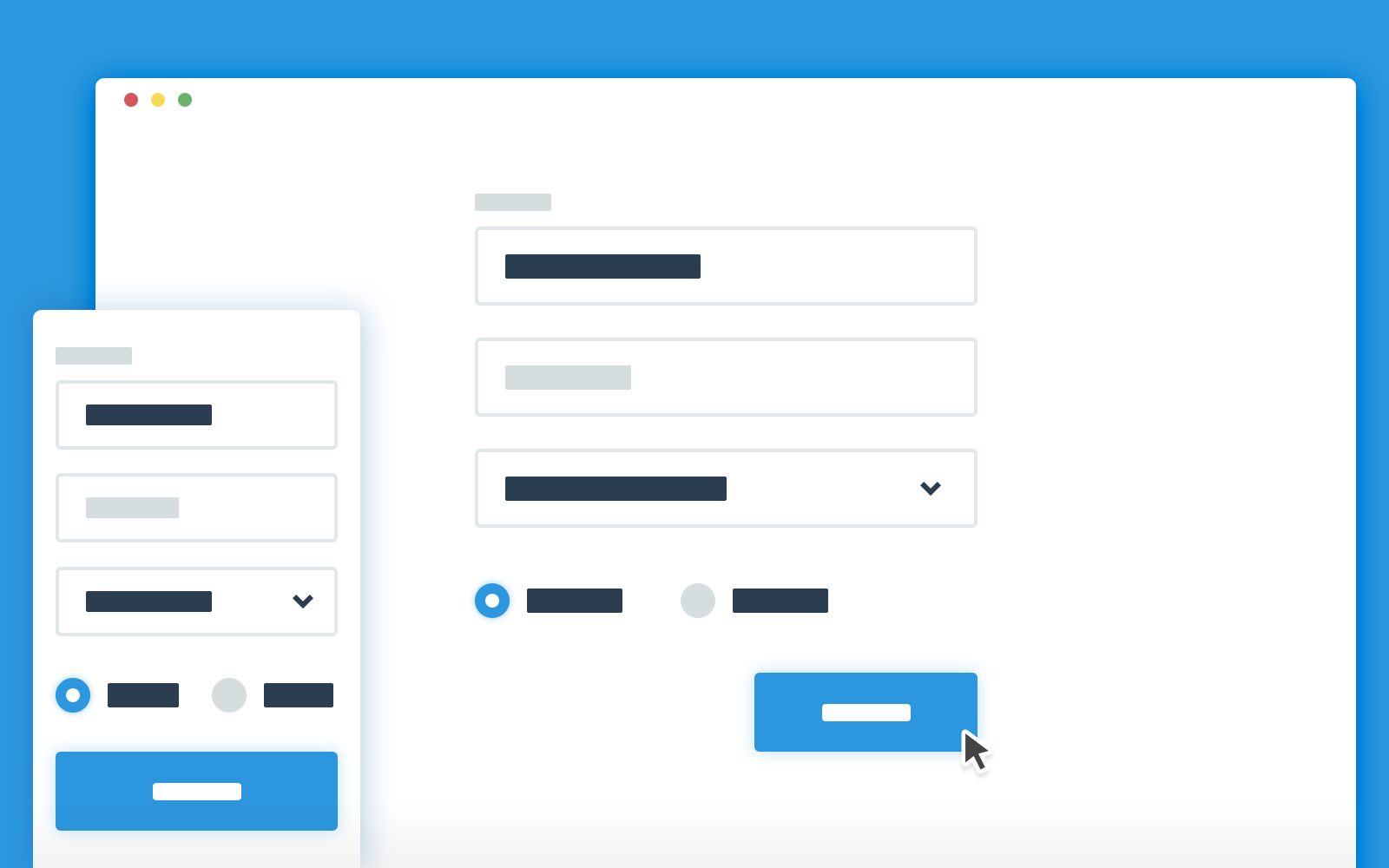 CSS Contact Form | CodyHouse