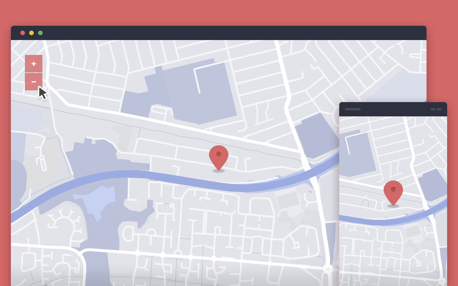 CSS and jQuery Custom Google Map | CodyHouse Download Google Maps For Free on