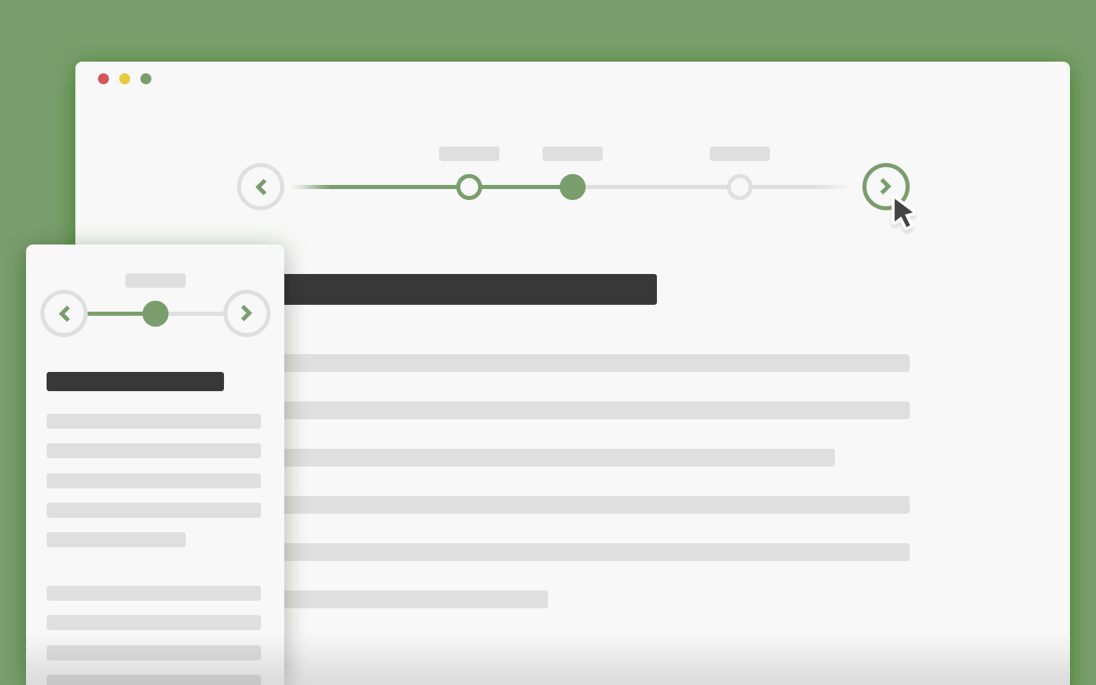 Horizontal Timeline in CSS and JavaScript | CodyHouse