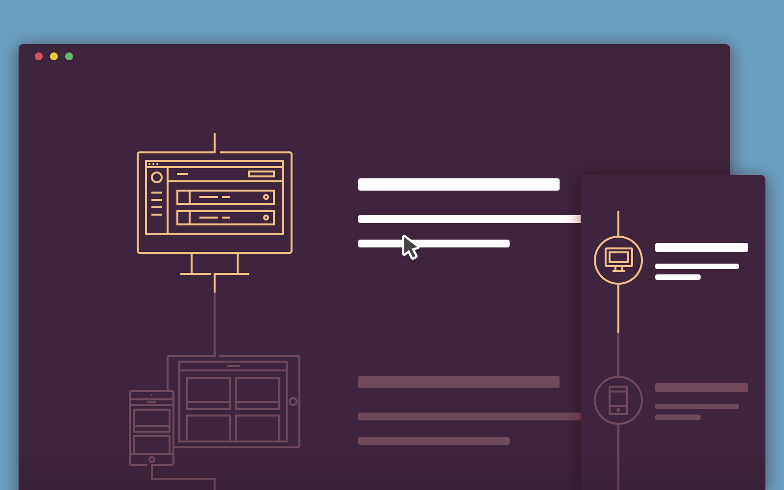 CSS and JavaScript Icons Filling Effect