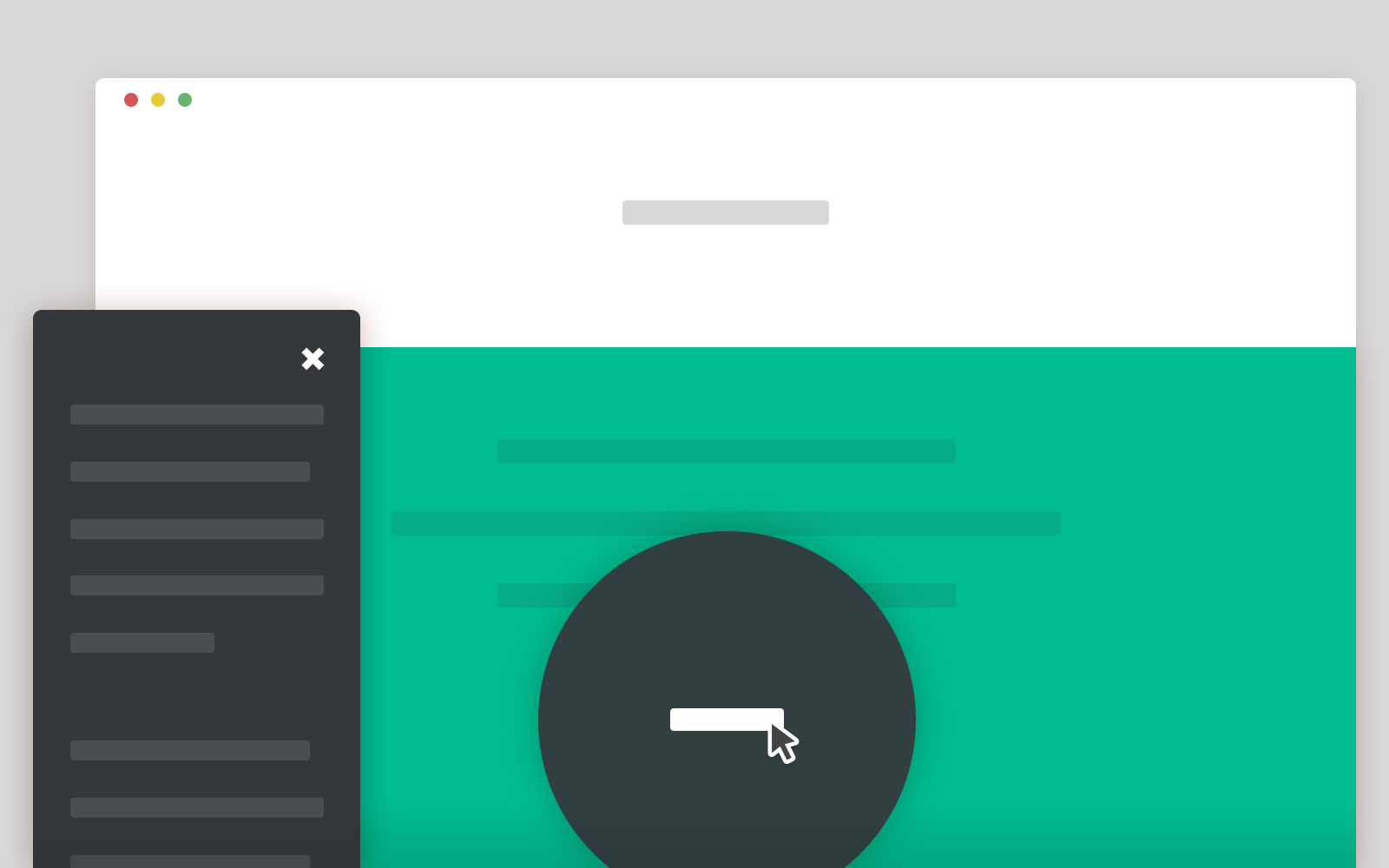 Morphing Modal Window in CSS and jQuery | CodyHouse