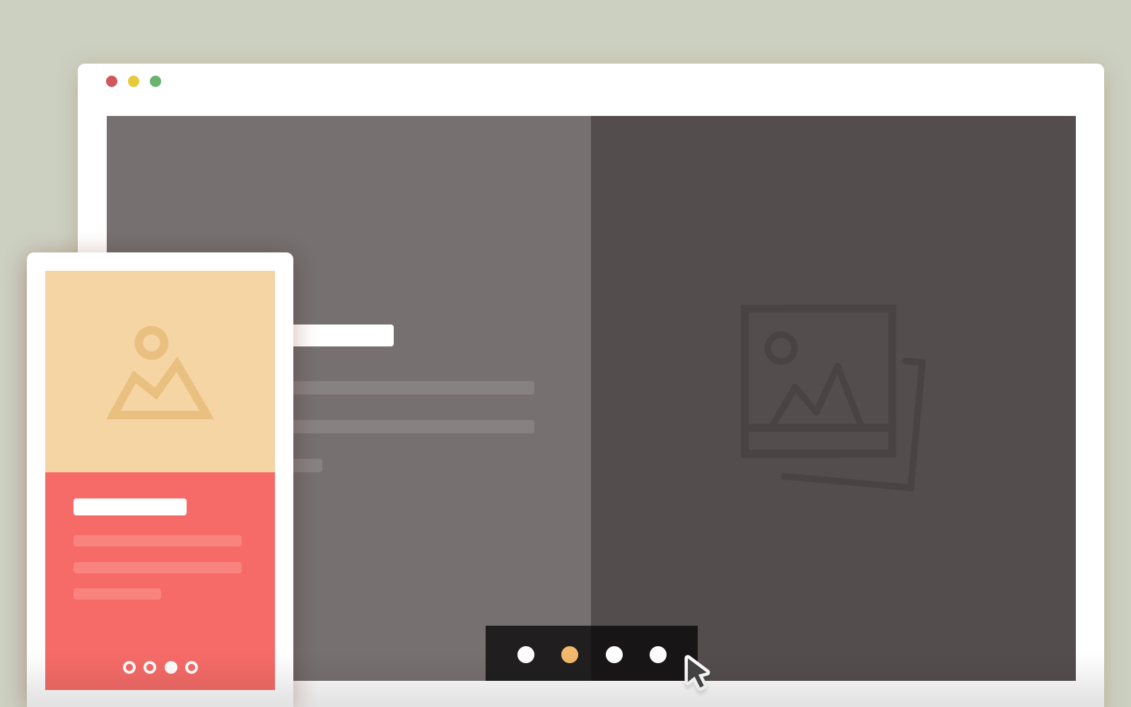 Pointy Slider in CSS and jQuery | CodyHouse