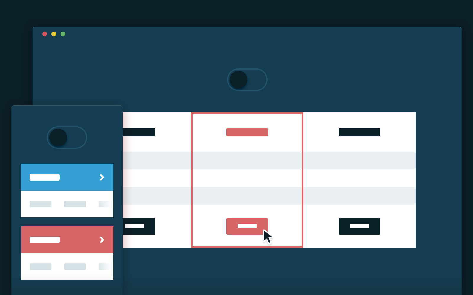 CSS Pricing Tables | CodyHouse