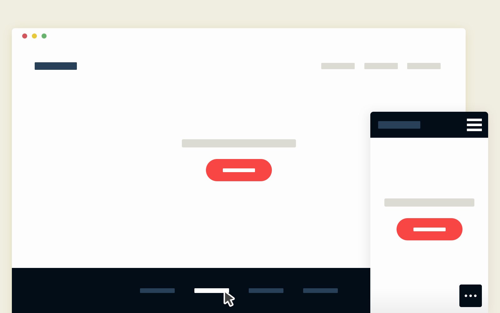 CSS & jQuery Secondary Fixed Navigation | CodyHouse