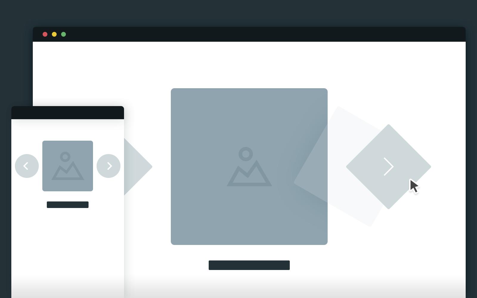Clipped SVG Slider | CodyHouse